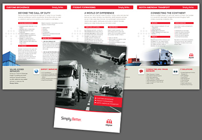 Milgram Corporate Brochure